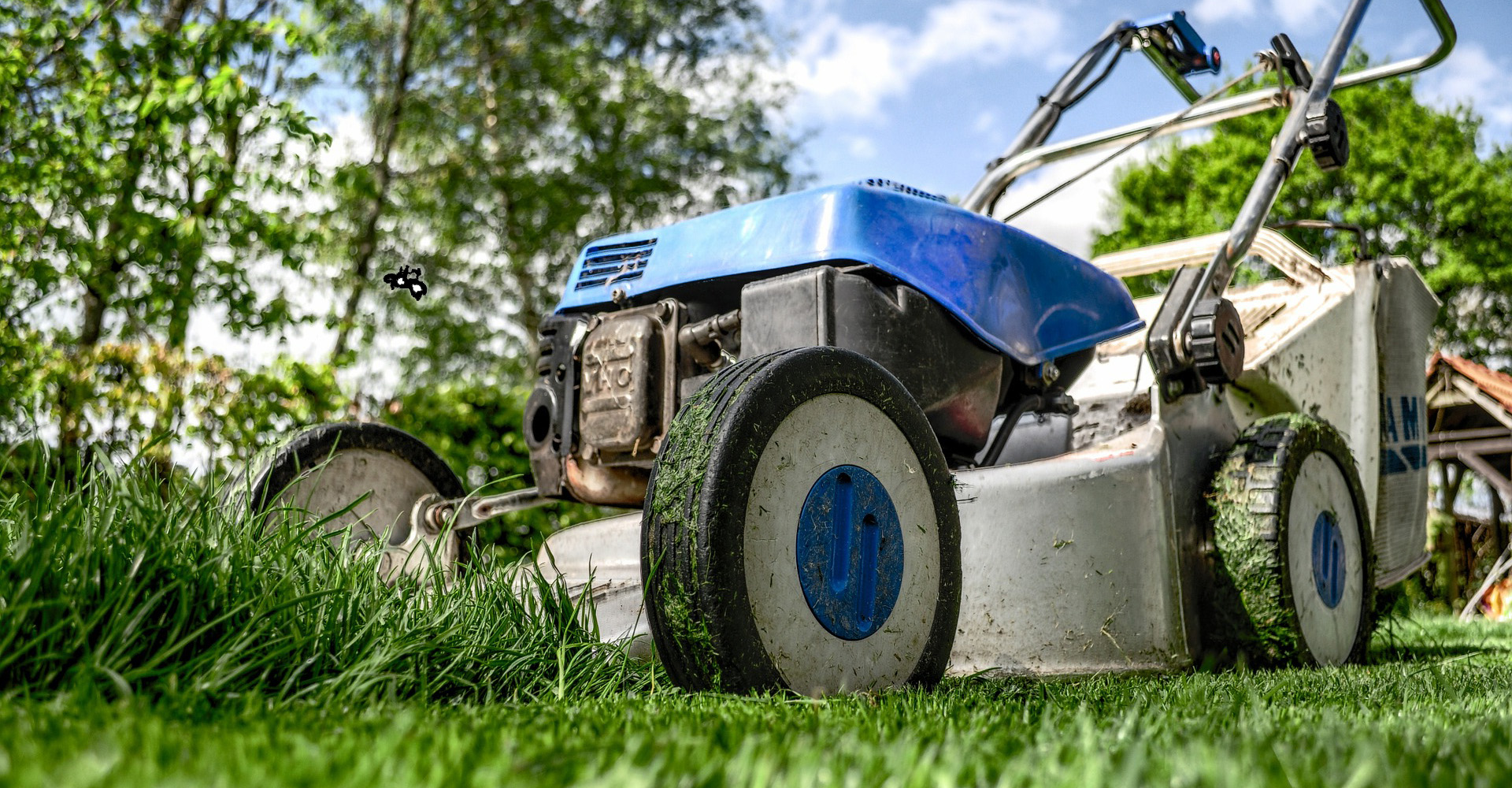 hire it direct lawnmower for hire