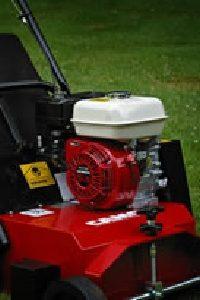 Lawn scarifier - petrol