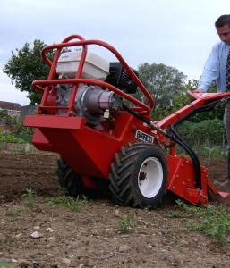 Barreto tiller 9 hp(Heavy Duty)