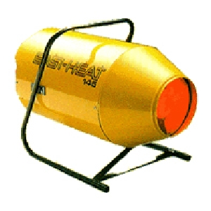 Industrial space heater - 150000 btu
