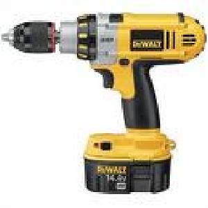 Cordless Drill c/w 2 x batteries