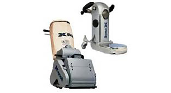 10 bona and edging sander bundle for hire