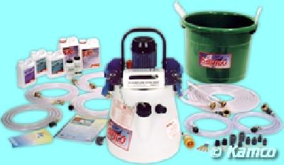 Central Heating Flushing Kit-110v