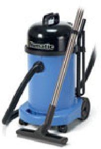 Dry vacuum- double motor 75 litre