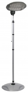 Patio Heater - Electric Quartz 240v