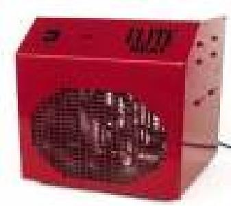 Fan heater - 3 kw