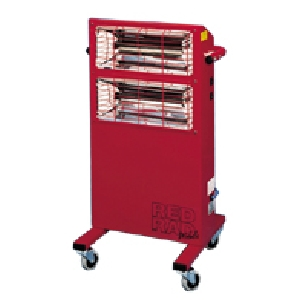 Infra red Heater - 3kw- 2 Bar Upright