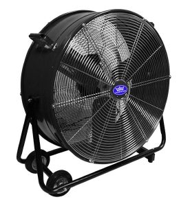 Industrial Drum Fan 24""